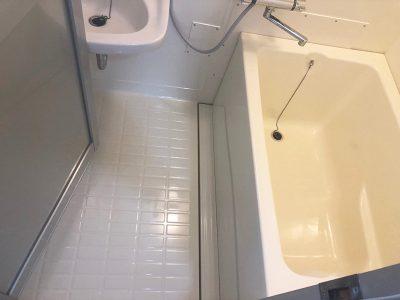 愛知県小牧市 マンション浴室塗装完了