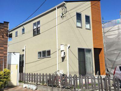 愛知県清須市 外壁・屋根塗装施工