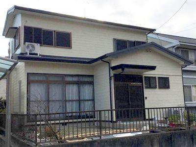 愛知県春日井市 外壁塗装他、工事完了