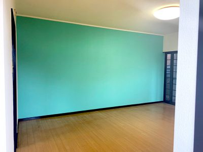 清須市 マンション内装塗装完了