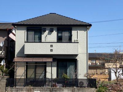 愛知県名古屋市 O様邸の外壁塗装