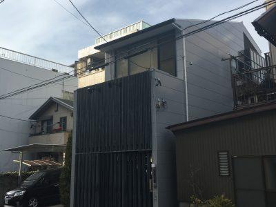愛知県名古屋市 K様邸の外壁塗装、屋根塗装