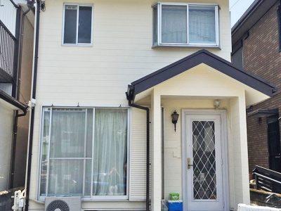 愛知県名古屋市 T様邸の外壁塗装、屋根塗装