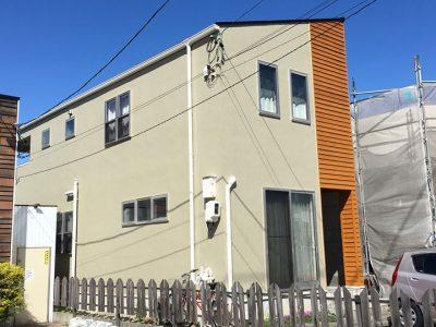 愛知県清須市 M様邸の外壁塗装、屋根塗装