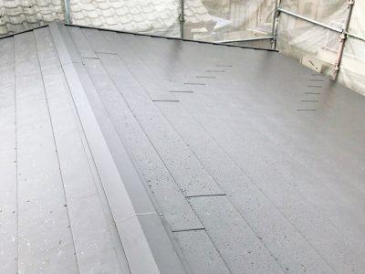 愛知県清須市 S様邸の屋根葺き替え工事